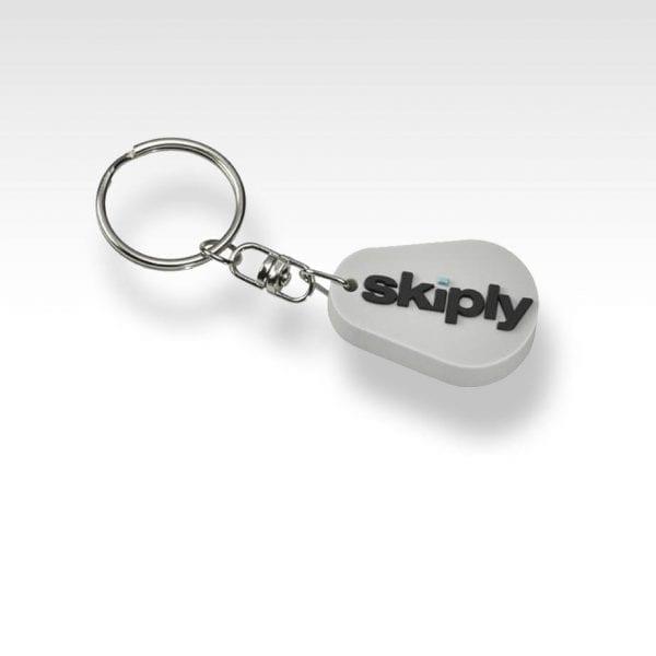 Badge Skiply pour la traçabilité des interventions et le pointage de personnel