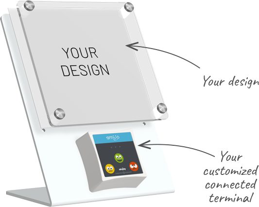 Skiply customization of counter display