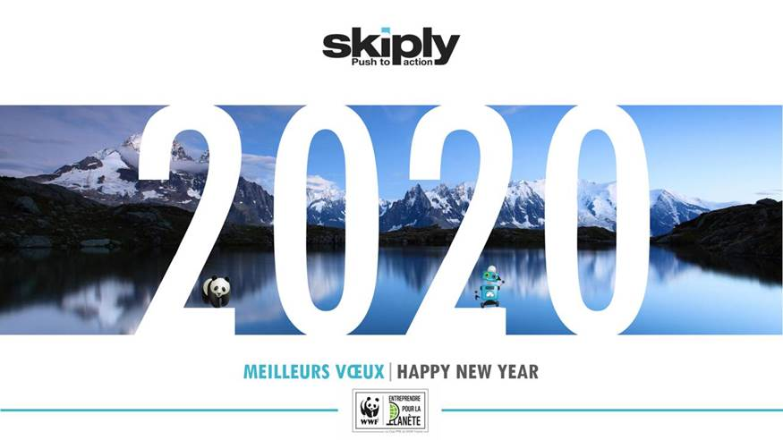 Actualités Skiply-meilleurs voeux 2020