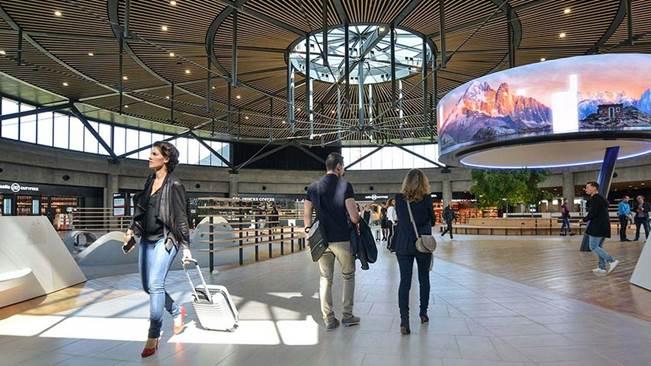 Actualités Skiply-Vinci Airports Lyon