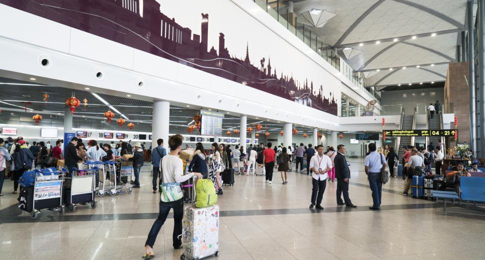 Actualités Skiply-Cambodia Airports, Vinci